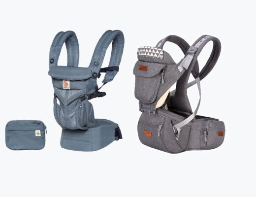 Ergobaby and Sunveno Carriers for Feature Image