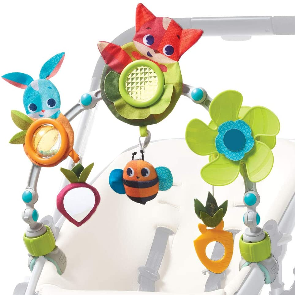 Amazon Tiny Love buggy arch toy