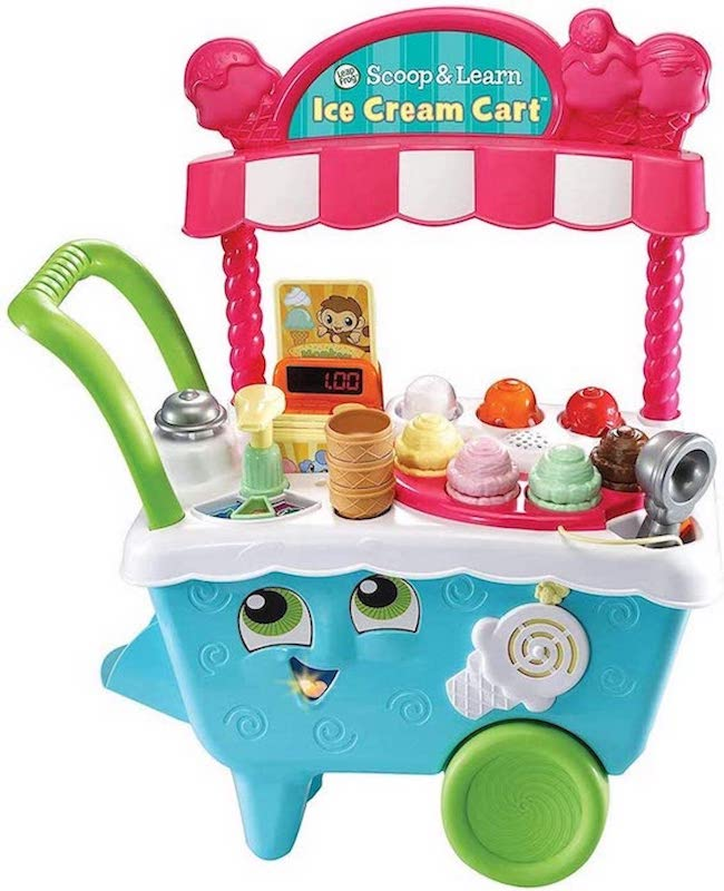 Leap Frog Ice cream cart toy