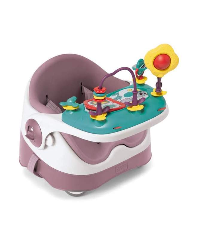 Mamas and Papas Baby Bud Booster Seat with activity tray