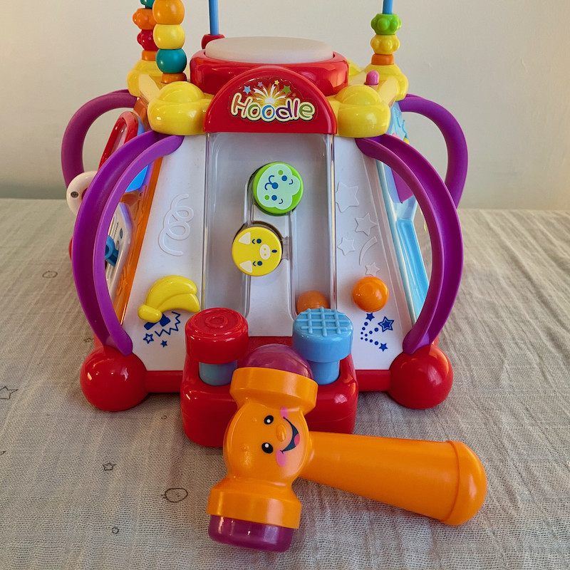 Hoodle Activity Toy Side 5