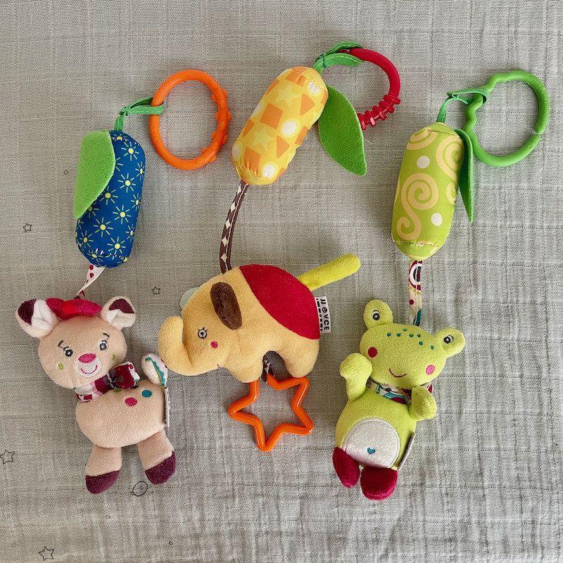 BUTEFO baby chime toys