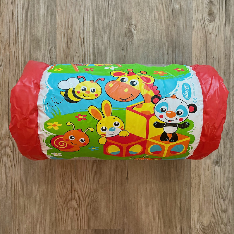 Playgro inflatable roller
