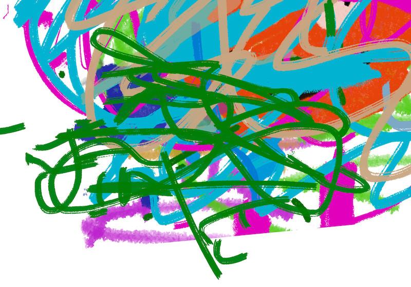 Jin's iPad drawing 2