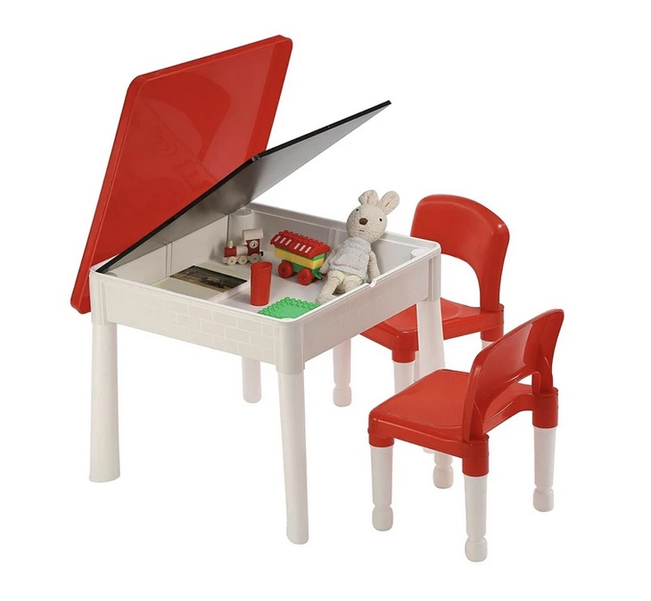 Little Helper's Image of Table and Chairs set