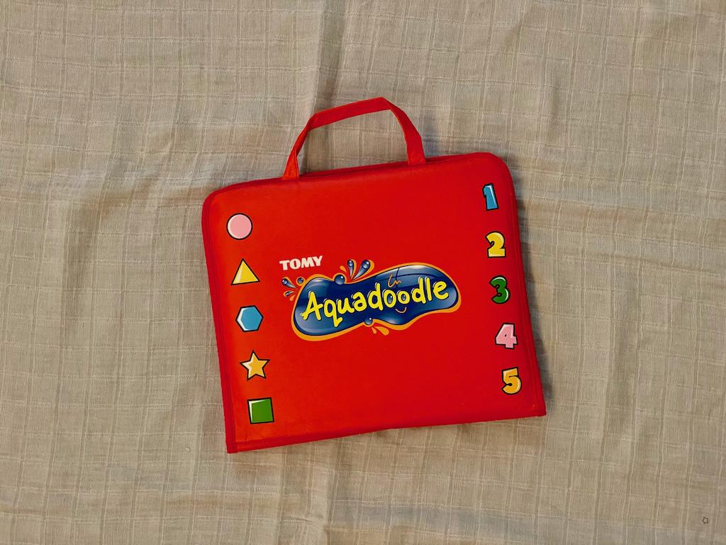 Red Tomy Aquadoodle Bag