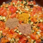 Step 4 Add spices