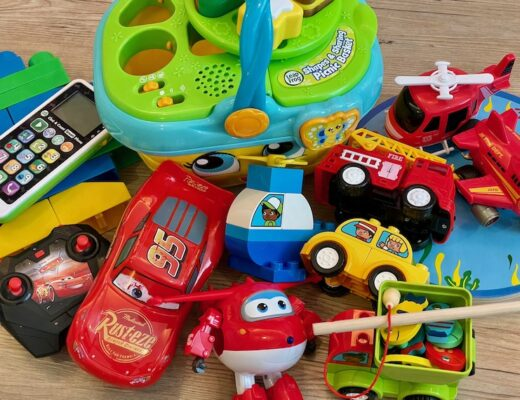Collection of toys for 12-18 months