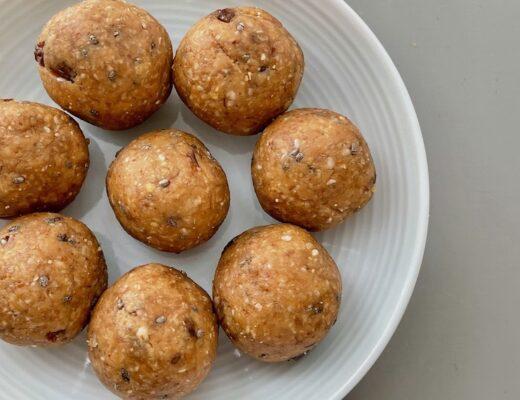 Recipe image - peanut bites